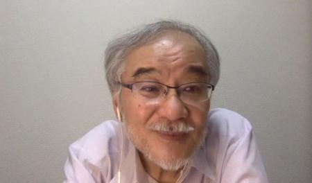 京都芸術大学副学長 本間先生による職員研修会