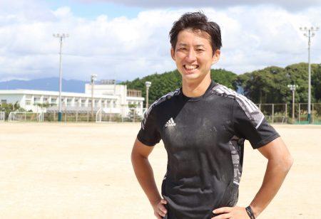 デフサッカー日本代表、松元卓巳選手による熱いご指導