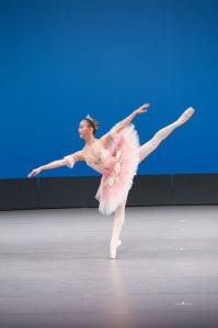 功労賞:在校生がバレエで大活躍