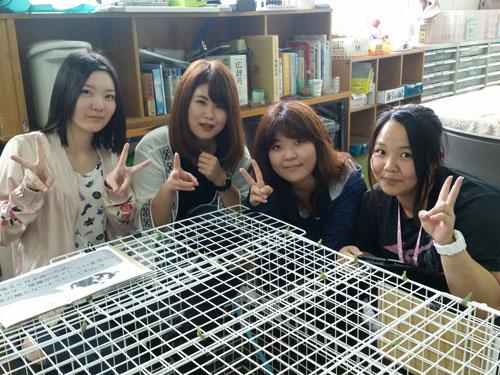 【北海道】元気で明るい生徒さんの紹介♪