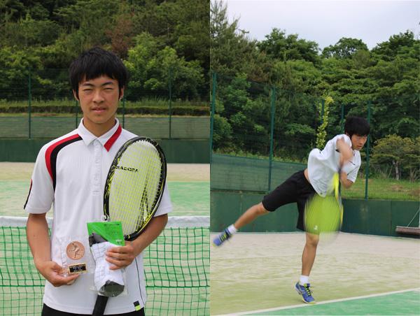 【三重県】在校生がテニスで大活躍