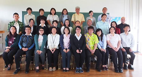 【教職員】29年度教職員紹介