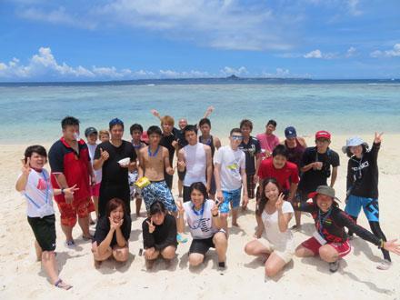 【スクーリング】「7月沖縄マリンスポーツスクーリング」を実施しました!
