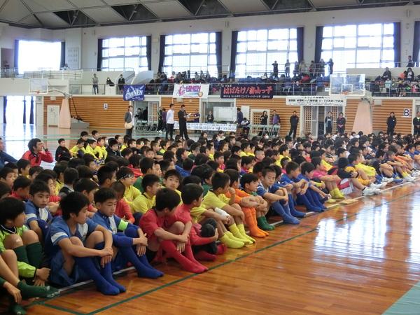 【地域貢献活動】第8回本部町×八洲学園U-11スポーツ大会